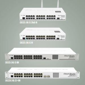 MikroTik Cloud Router Switch Series