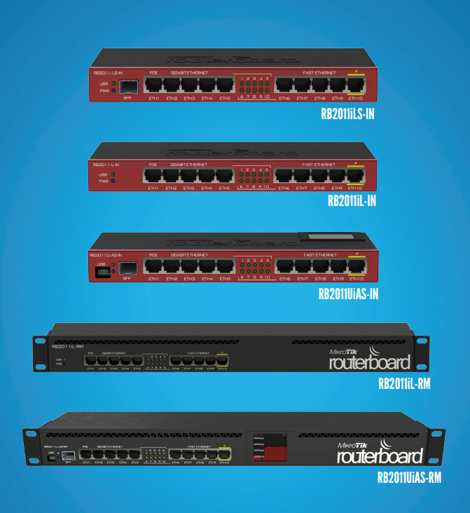 MikroTik RB Switch Series – NuVision Tech Solutions, LLC